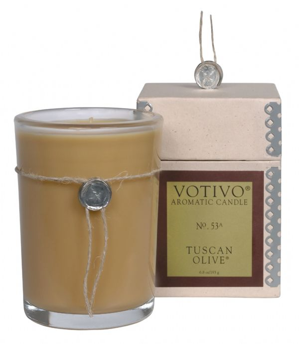 Aromatic Candle - Tuscan Olive